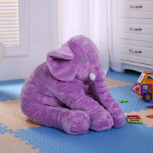 China Factory Wholesale Plush Stuffed Elephant For Kids