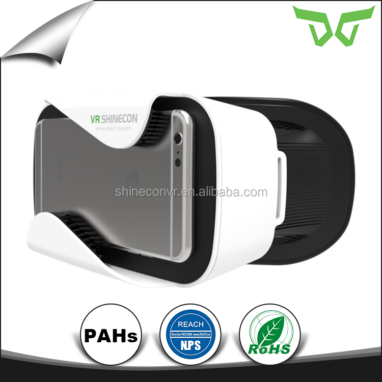 Best price vr 3d glasses, the best vr headset mini vr box 3.0 Generation Distance Adjustable glass