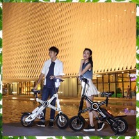 askmy x3 Strong Frame Men Style 12 inch Wheel E-Bike Electric Bicycle For Adults