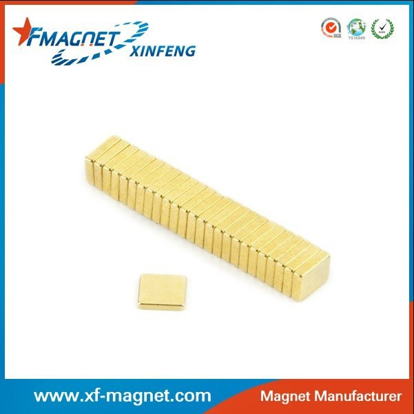 Square Permanent Magnet For Lower Odometer