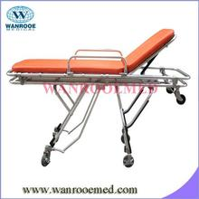 EA-3B1 aluminum alloy position shift stretcher trolley