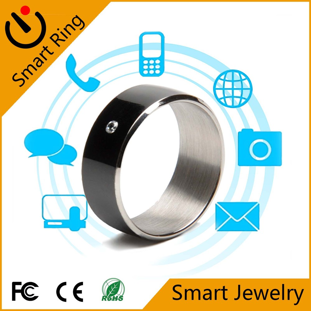 Smart Ring Jewelry Stainless Steel Ring Band Adjustable Silicon Wristband Nfc Smart Ring