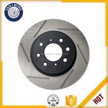 280mm black hat grinding disc brake rotors