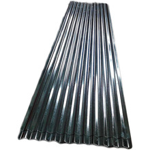 China Wholesale prime hot dipped galvanized corrugated steel sheet with good price