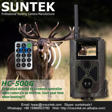 2016 New 12MP 1080P HD Infrared 3G SMS MMS GPRS night vision Hunting trail camera with sim card