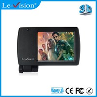 3D Home Theater Passive Modulator DLP Projector 3D Polarization Theater System