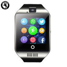 shenzhen factory wrist q18 hot sale <strong>smart</strong> <strong>watch</strong> for phone