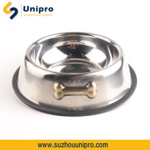 embossed stainless steel dog bowl best selling dog products