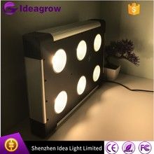 Ideagrow high power led grow light 600w hydroponic plant light cxb3590 cob grow light for medical plants