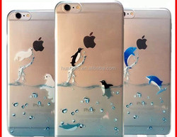 2016 latest Custom phone accessories cheap silicon case for iphone 6s In stock