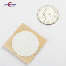 Round Small Paper NFC Sticker / Tag