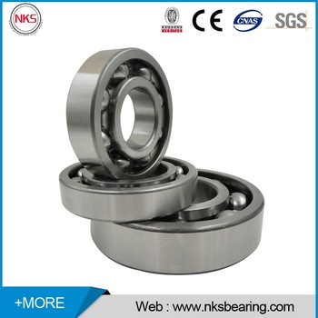 Chrome Steel R4 deep groove ball bearing