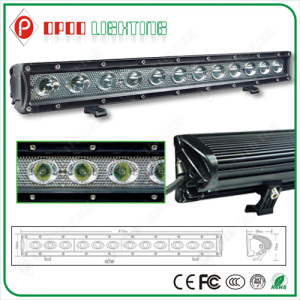 "High Quality 6000K Pure White CE RoHS IP67 20"" 60W CREE LED Light Bar for Range Rover Evoque"