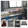 WPC board making machine PP/PE/PVC profile for House using
