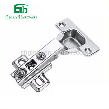 China Hardware Conceal Wood Door Hinges Furniture Hinge 35Mm Cup One Way Cabinet Hinge Used On Cabinet