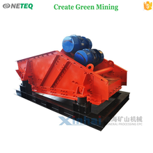 VD Vibrating Drainage Sieve Mining Machinery , Dewatering Screen Sand