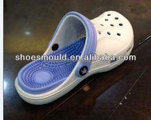 2014 EVA garden shoes mould, EVA clog mould, EVA cross mould