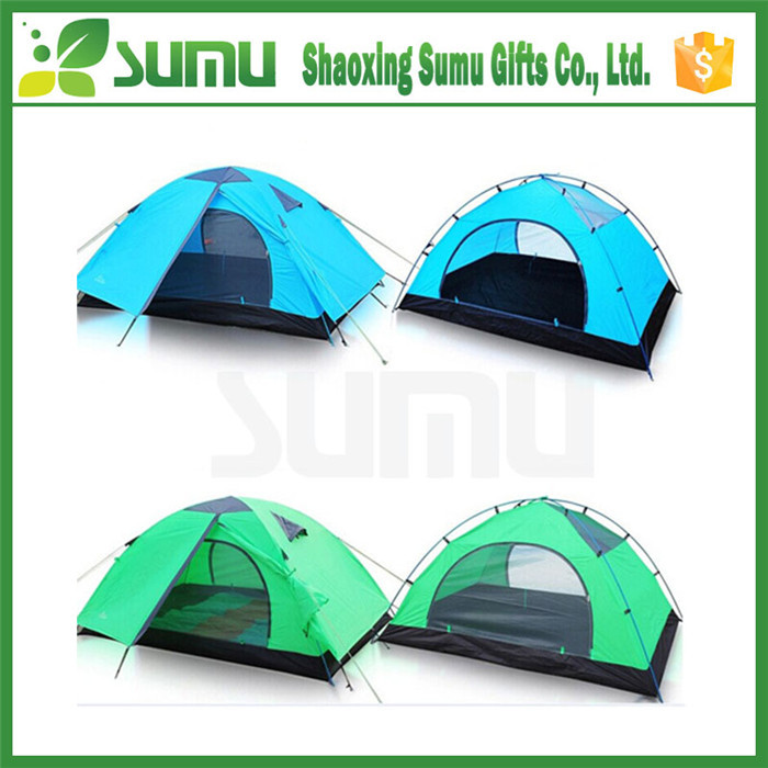 Promotional top quality king camp tent