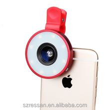 NEW ARRIVAL Smartphone And Camera Accessories LED Flash Camera Flash Cell Phone ring Light