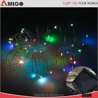 Colorful 3M 30lights led string lights blue with Battery