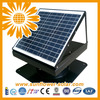 Hot selling solar power mini fan attic with high quality