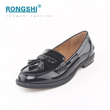 Modern latest design lady flat ladies belly shoe half shoes footwear for lady