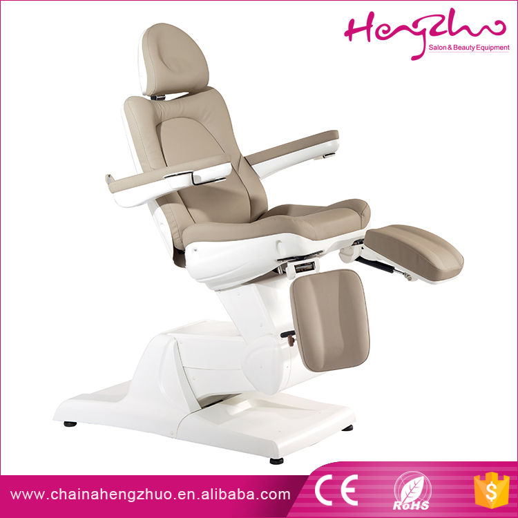 New style Ebay adjustable podiatry chair electric massage beauty bed chair for salon