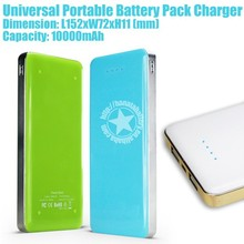 Big010-P 10000mAh Universal Portable Slim Battery Pack Charger for iPad Air Smartphone Made in China