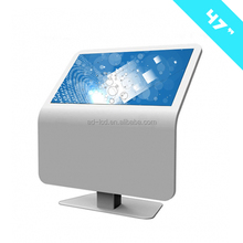 New products android advertising player self checkout kiosk payment machine
