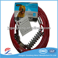 pet chain dog collar chain dog leashes pet ropes