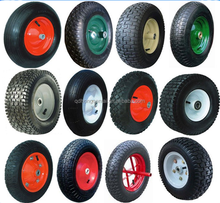 rubber wheelbarrow tire and inner tube 4.80 /4.10 4.00-8