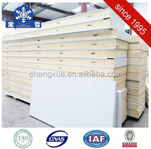 Popular manufacture of polyurethane foam insulation sandwich panels in turkey
