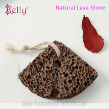 Natural Earth Lava Pumice Stone for Foot Callus Volcanic Stone Foot Care Clean Dead Hard Skin Foot Scrubber