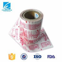 Lamination cakes packaging film for food sachet in China