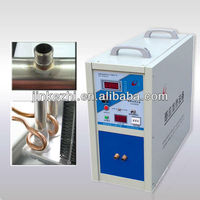 heater industrial HF induction welding machine for brazing steel/aluminum/iron tube