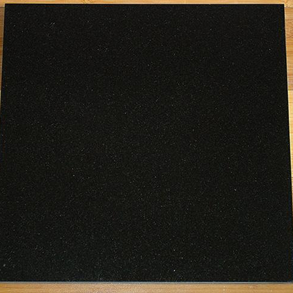 hot sale nero assoluto flamed granite