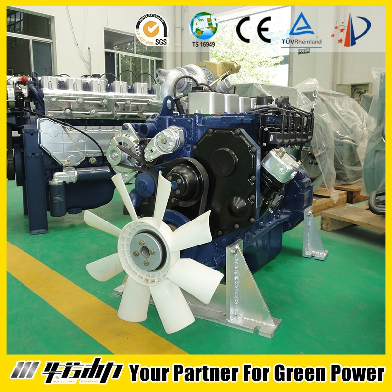 HL 493CNG natural gas engine for truck & for generator, fuel: CNG,LNG,LPG
