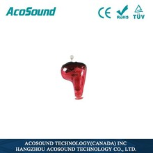 China Supplies Best Price Manufacture AcoSound Acomate 610 Instant Fit Elderly Health Products