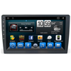 Factory Remot Control 1 din Car dvd player Universal Auto Radio GPS with TV Car MP3 Player