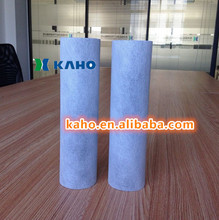 10 inch non-woven cloth activated carbon filter for water purifier
