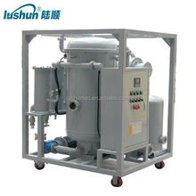 LUSHUN Brand 9000Liter/H Dielectric oil treatment / Transformer Oil Purifier