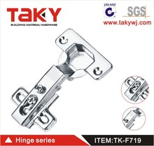 TK-F719 52g one way 2 hole plate normal hinge