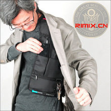 RIMIX Men's Anti-theft Hidden Underarm Shoulder Tactical Bag