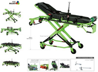 Emergency Folding Ambulance stretcher