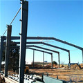 steel structure warehouse drawings and building