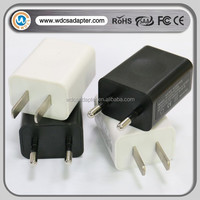 AC DC 5V 2A USB Travel Home Wall Charger Adapter Power Supply US EU Plug