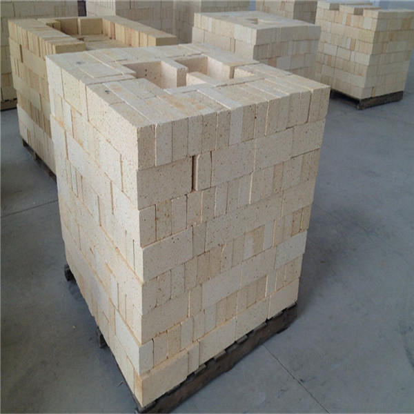 Glass Furnace / Kiln Refractory Bricks Mullite - Sillimanite Fire Resistant Blocks