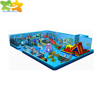 CE indoor playground equipment children place for sale