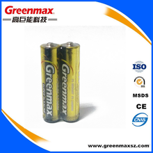 AAA Size and 1.5V Nominal Voltage 1.5v aaa am4 lr03 alkaline battery