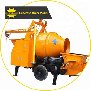 Small 20m3 Concrete Grout Pump/ Concrete Line Pump For Sale